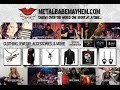 Rock N Roll Clothing Video from Metal Babe Mayhem