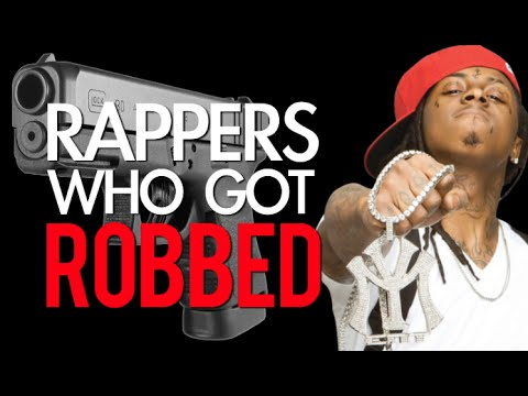12 RAPPERS WHO GOT ROBBED!!!
