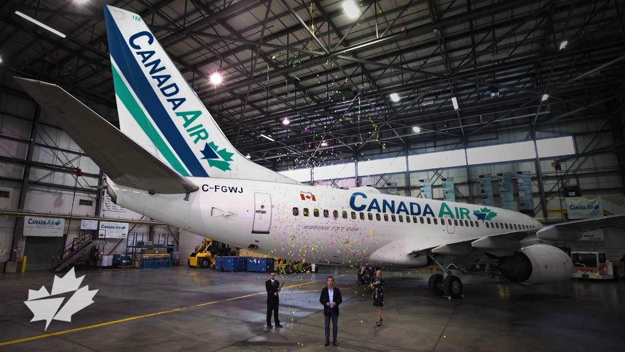 Flights With West Jet Westjet Rebrands As Canada Air The Mostcanadian Airline Ever