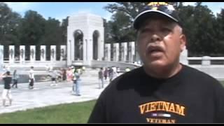 Saint Silver, Army Veteran - Vietnam War
