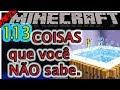 113 coisas que você não sabe sobre Minecraft #7