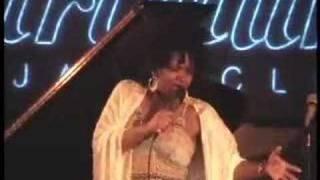 CYNTHIA SCOTT SINGS SHADES OF RAY CHARLES