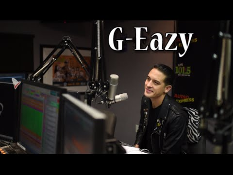 G-Eazy talks about writing