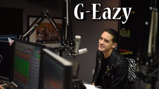 """G-Eazy talks about writing """"Everything Will Be OK"""" ft. Kehlani"""