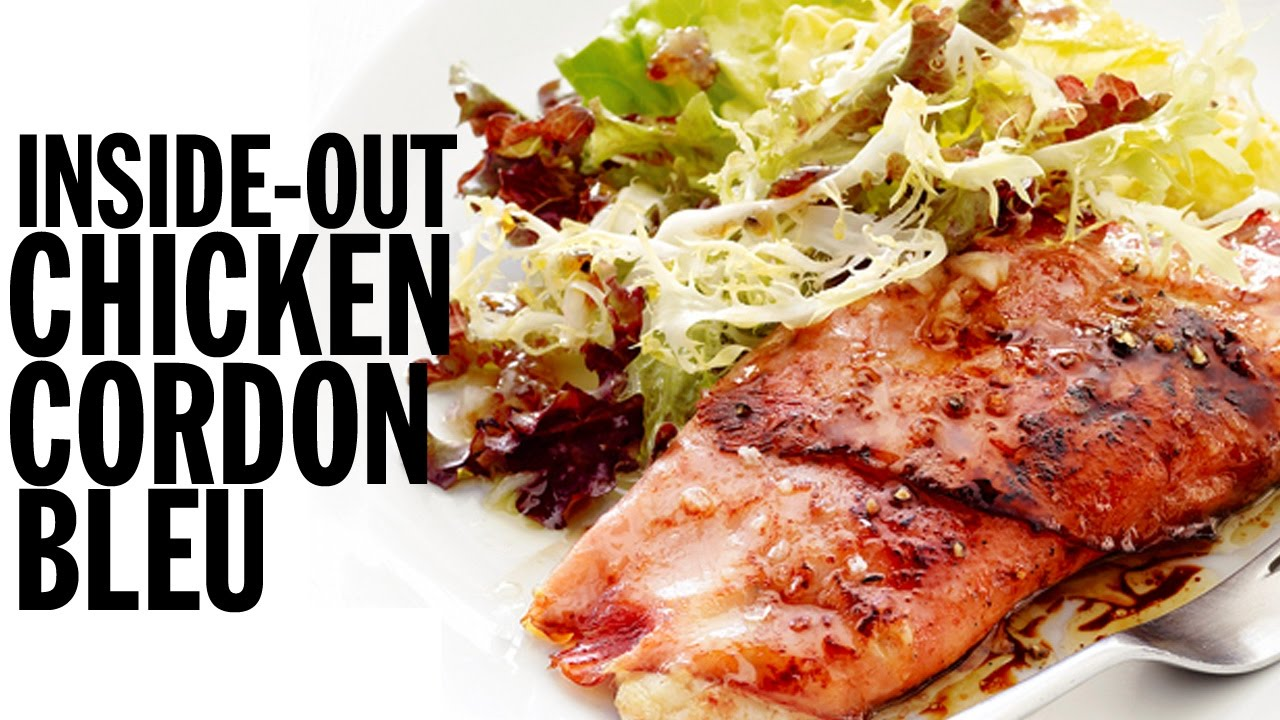Inside out chicken cordon bleu food network youtube inside out chicken cordon bleu food network forumfinder