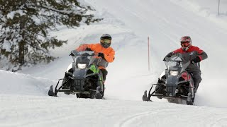 2021 Arctic Cat Snowmobiles