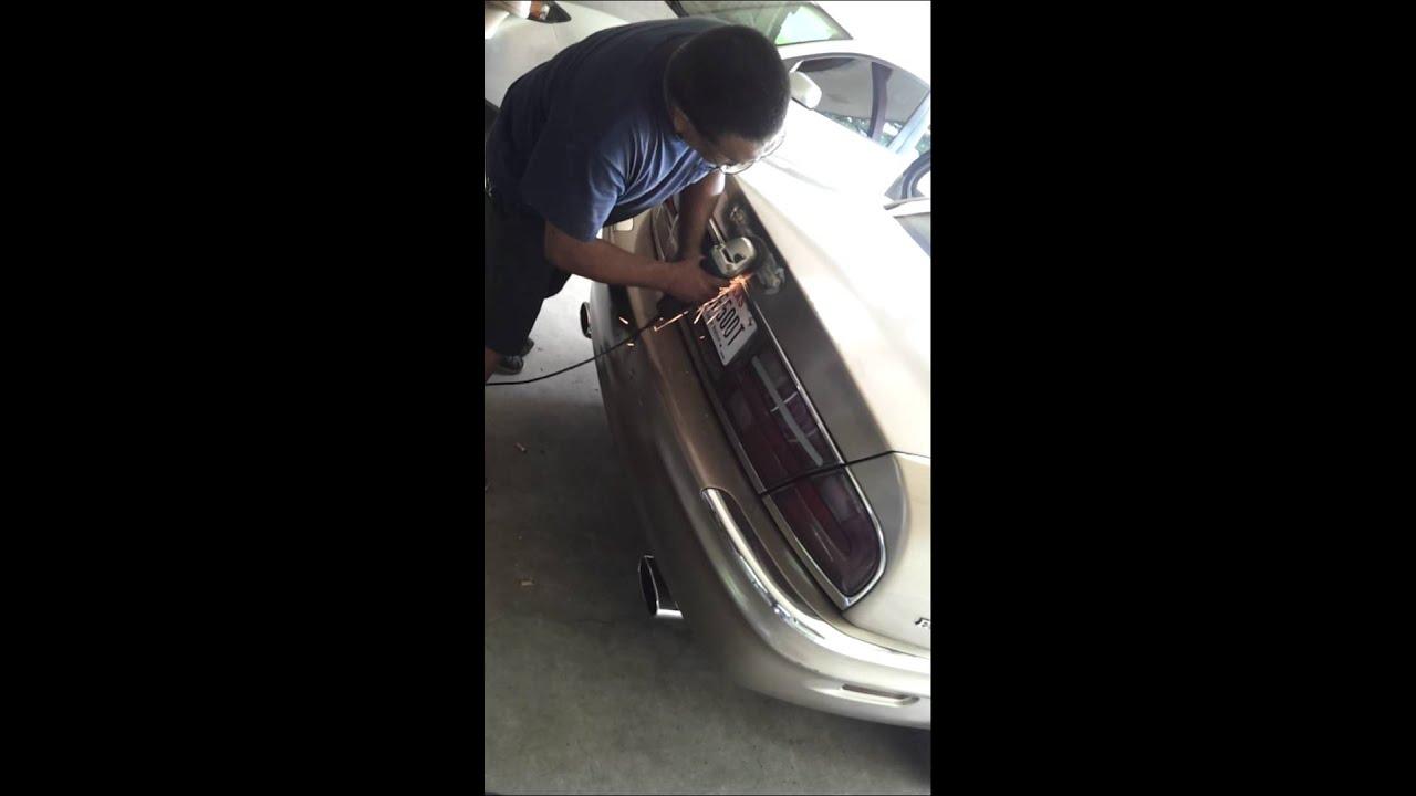 medium resolution of 3rd brake light work