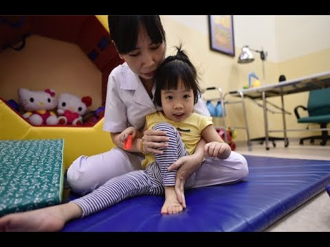 Behind the scenes at CNCF's Sunshine Social & Medical Centre, Ho Chi Minh City