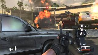 Battle: Los Angeles Video Game (Gameplay HD) Part 1