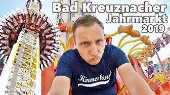 Alles Andere ist nur SCHAUKELN! | Bad Kreuznacher Jahrmarkt 2019 | Vlog #153