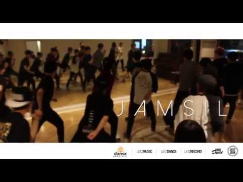Just Jerk | @S.One | Letz Total Lab @Class @Choreography | Korea Dance Studio