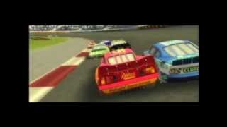 the cars  ps2