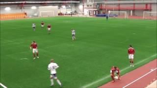 U19 vs IFK Östersund, halvlek2