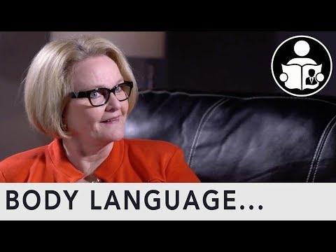 Body Language: Senator Claire McCaskill Response to Project Veritas Footage