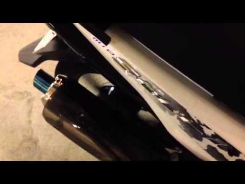 MTRT Evo 2 Renovation on Yamaha Mio Soul i with silencer