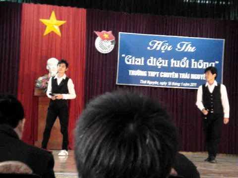 giai dieu tuoi hong - trung k21 CTN
