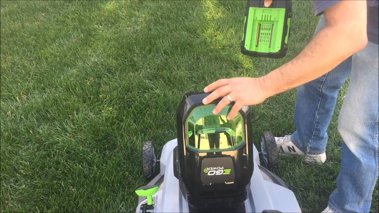 Ego 56 Volt Cordless Electric Lawn Mower