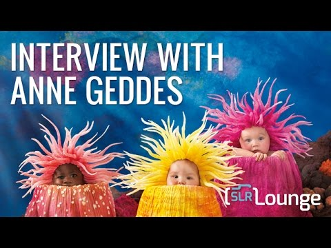 Anne Geddes Interview | Studio Baby Photography