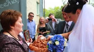 Свадебный фильм, Свадьба  Каравай