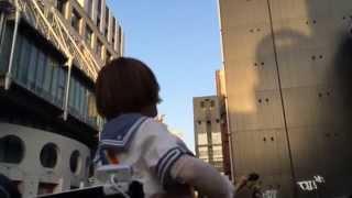2014.510 におこなわれた後藤まりこさんの路上ライブです。 渋谷編、その6です。 後藤の日。【4がつ6日】