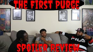 """The First Purge"" Spoiler Review"