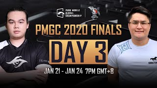 [Thai] PMGC Finals Day 3 | Qualcomm | PUBG MOBILE Global Championship 2020