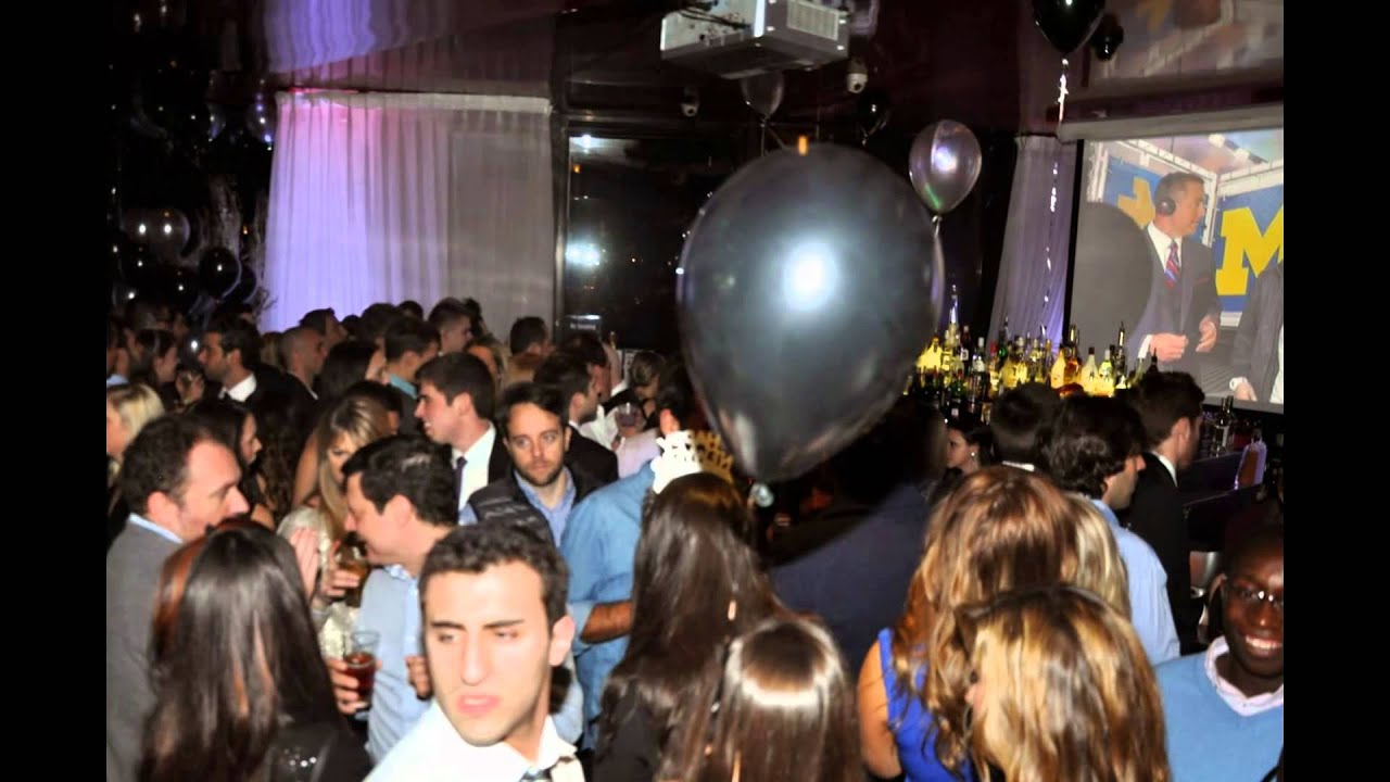 230 FIFTH ROOFTOP LOUNGE NEW YEARS EVE 2014 - YouTube
