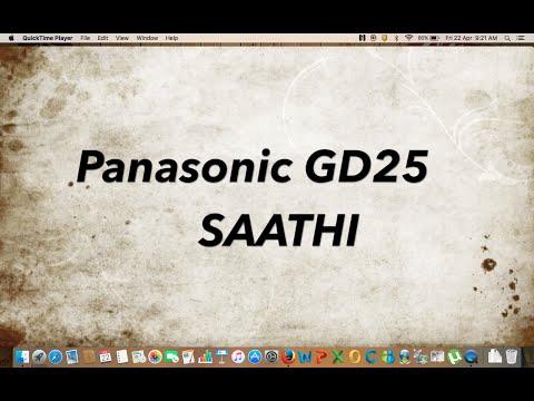 Full Review Of Panasoni Sathi GD25 CDMA+GSM DUAL SIM Basic Mobile