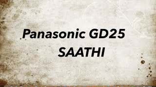 Full Review of Panasoni Sathi GD25 CDMA+GSM DUAL SIM Basic Mobile(Dosto ye ek Panasonic ka basic DUAL SIM mobile hai jisme CDMA and GSM SIM support karti hai. Features ki mukable iska price zyada hai. Basic mobile ke ..., 2016-04-22T04:02:08.000Z)