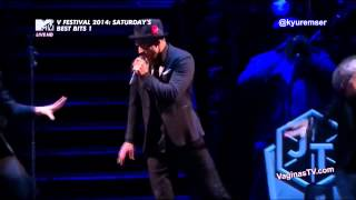 Justin Timberlake - Rock Your Body  [live]