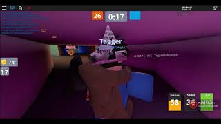 AND WE'RE HERE AGAIN! ROBLOX Parkour Tag