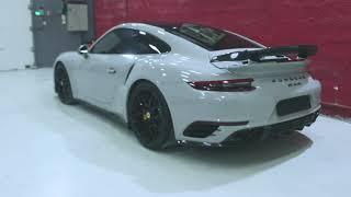 Porsche 911 Nardo Gray