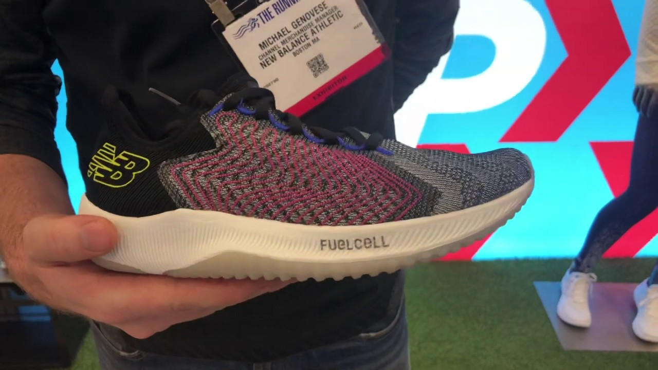 6f92baa7e3e1c New Balance 2019 Previews: Fuel Cell Rebel & Fresh Foam More - YouTube