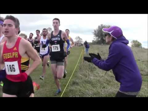 UWO XC 2015 Queens Highlight RudyReel