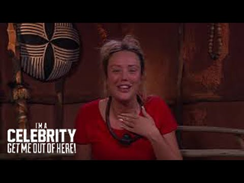 Charlotte And Ryan Get Steamy | I'm A Celebrity... Get Me Out Of Here! Australia