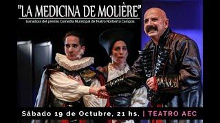 La medicina de Molière, la enfermedad en tono de humor