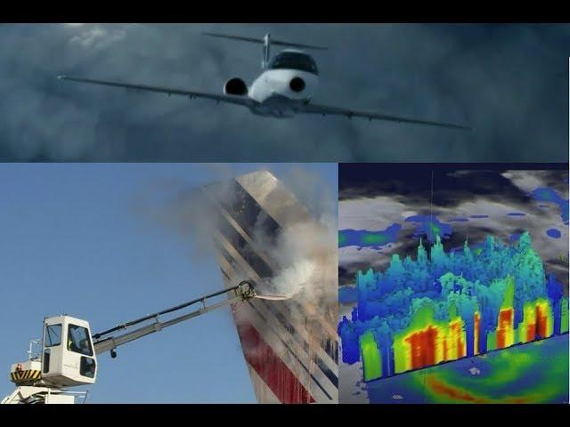 Situations d'urgence : le risque météo en avion