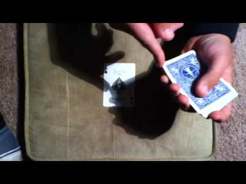 Mind Blowing David Blaine Card Trick Revealed