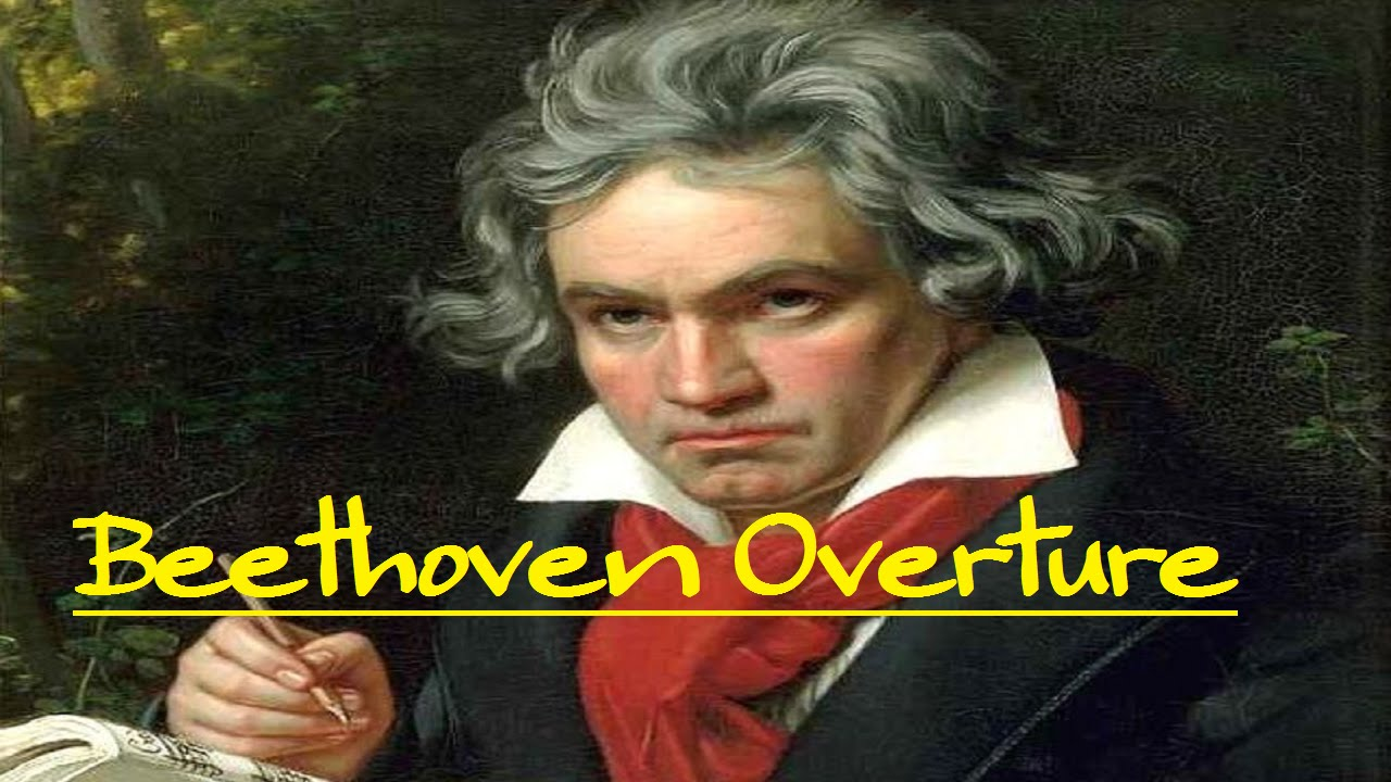 Beethoven Overture Compilation
