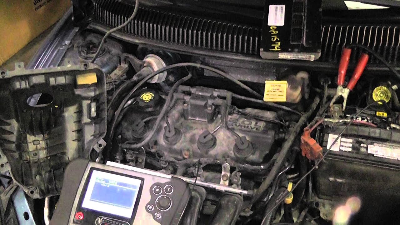03 Dodge Neon No Start No Spark With Fuel Youtube