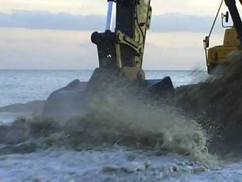 Jaywick Sands - Beach Replenishment