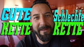GUTE Kette vs. SCHLECHTE Kette - Jens Kuck