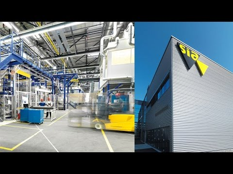 sia Abrasives New Manufacturing Plant M5 (English)