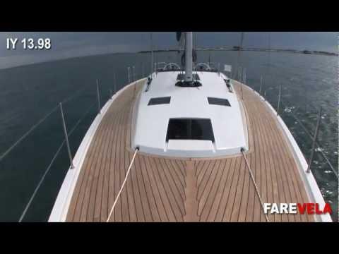 Italia Yachts IY 13-98 test FAREVELA