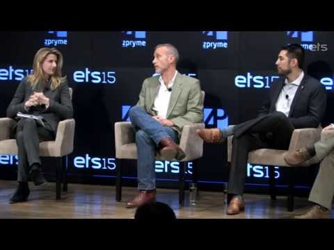 ETS15 Panel: Perspectives on Capital, IP, and New Energy Bus