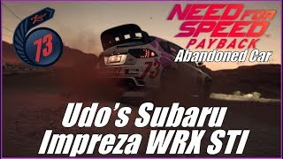 Need For Speed Payback Udo