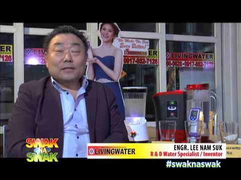 LIVINGWATER-JAN 2015 BUSINESS FEATURE ON ABS CBN KABUHAYANG SWAK NA SWAK