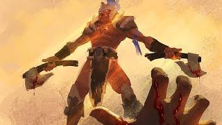 Dota 2 #28 : Troll Warlord RAMPAGE :D