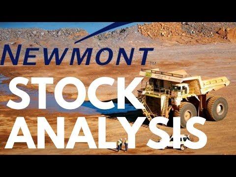 NEWMONT MINING STOCK ANALYSIS - GOLD MINING STOCKS SERIES