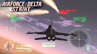 AirForce Delta Strike ... (PS2)